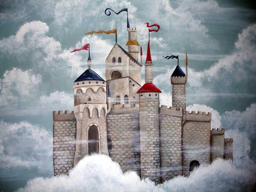Theme: castle
