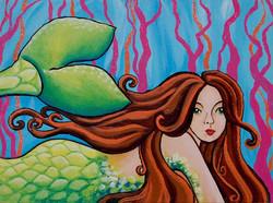The Tween Mermaid