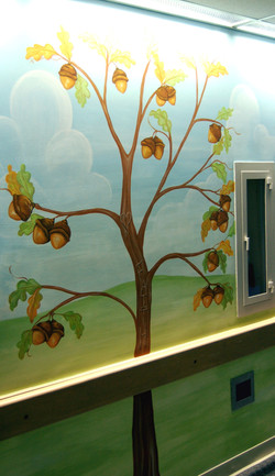 Maternity Ward Mural