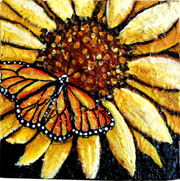 The Monarch - SOLD
