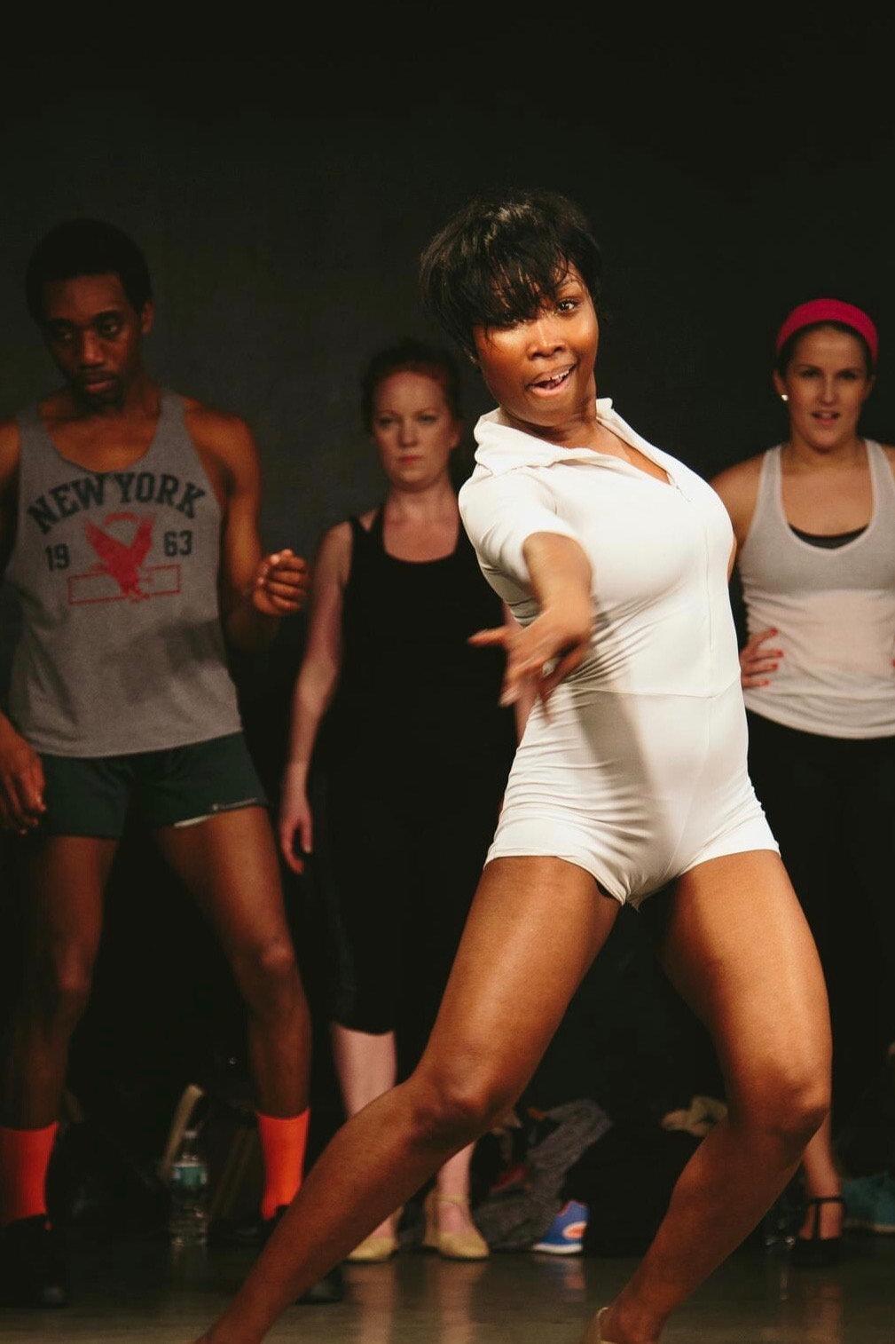 Broadway/ Street- Jazz Dance Class
