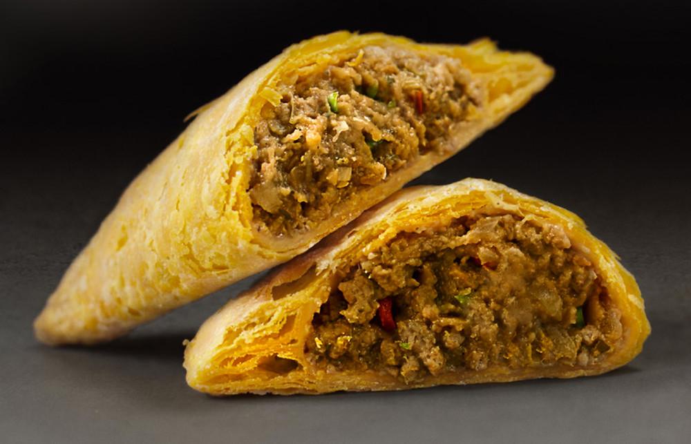 Tropical Taste's Handmade Jamaican Patty