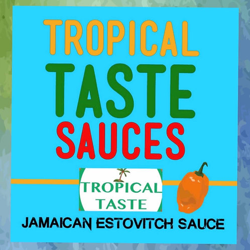 Jamaican Escovitch Sauce
