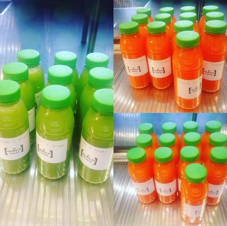Tropical Taste's Natural Fruit and Vegetable Juice Drink