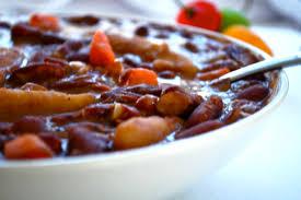 Ital soup @tropicaltastenotts