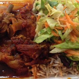 Brown Stew Chicken so good