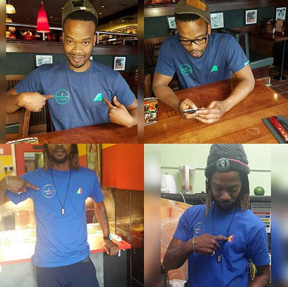 Big respect to _abenzi_pro_sports _abenzi_music for the T shirts. Love dem. _Tropicaltastenotts. Abenzi...jpg