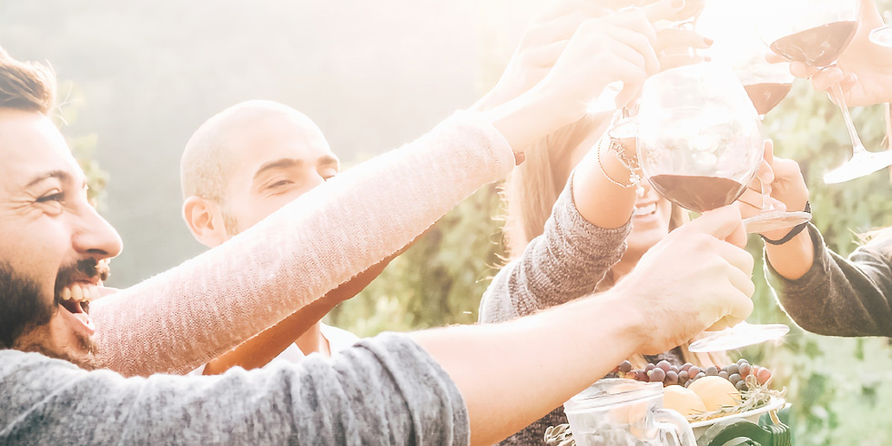 Wine on the Rock: Wine, food and live music