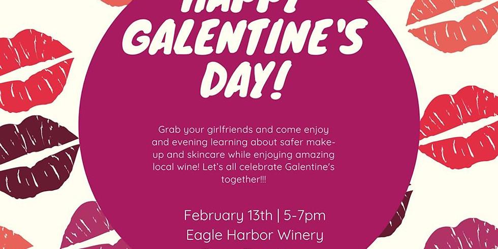 Galentine's Day at Eagle Harbor Wine Co.