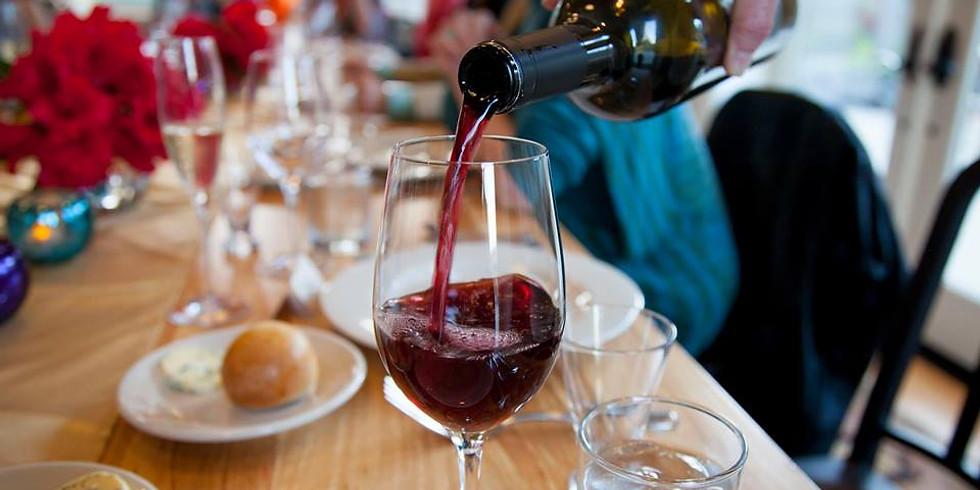 Heyday Farm Wine Dinner