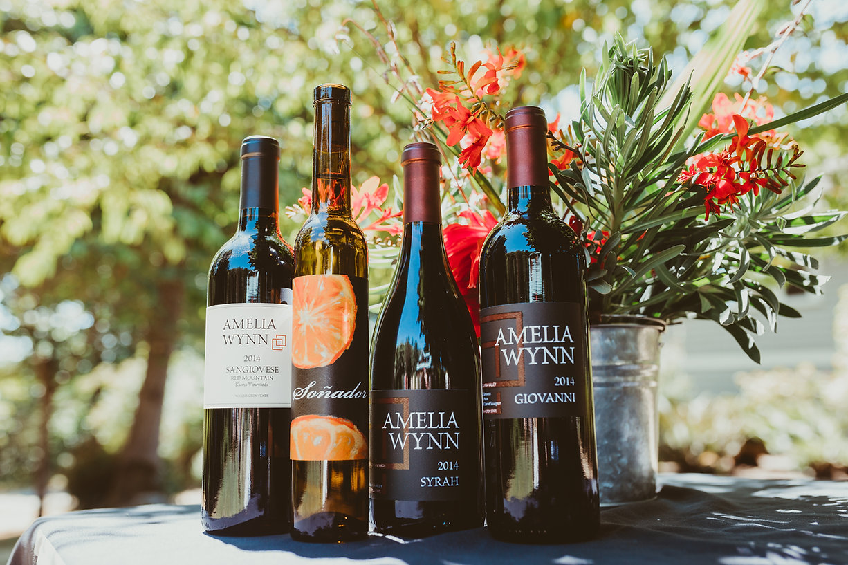 AMELIA WYNN WINERY, Wineries of Bainbridge Island