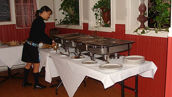 buffet trattoria casa rinacchio.JPG