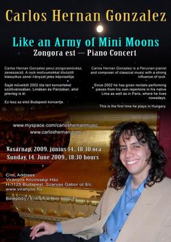 Like an army of mini-moons