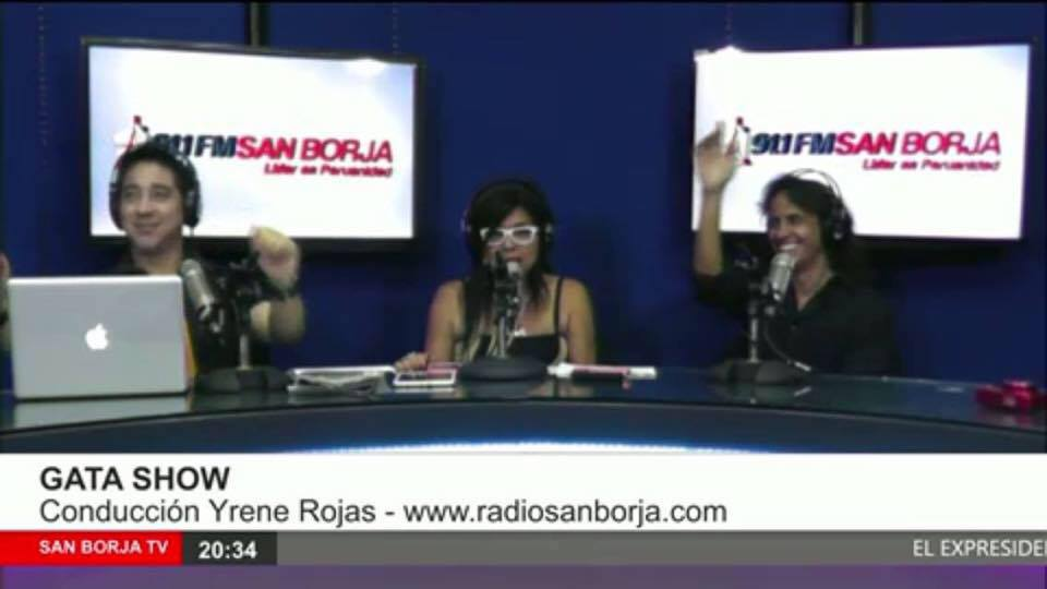 "Radio: ""Gata Show"" with Yrene Rojas"
