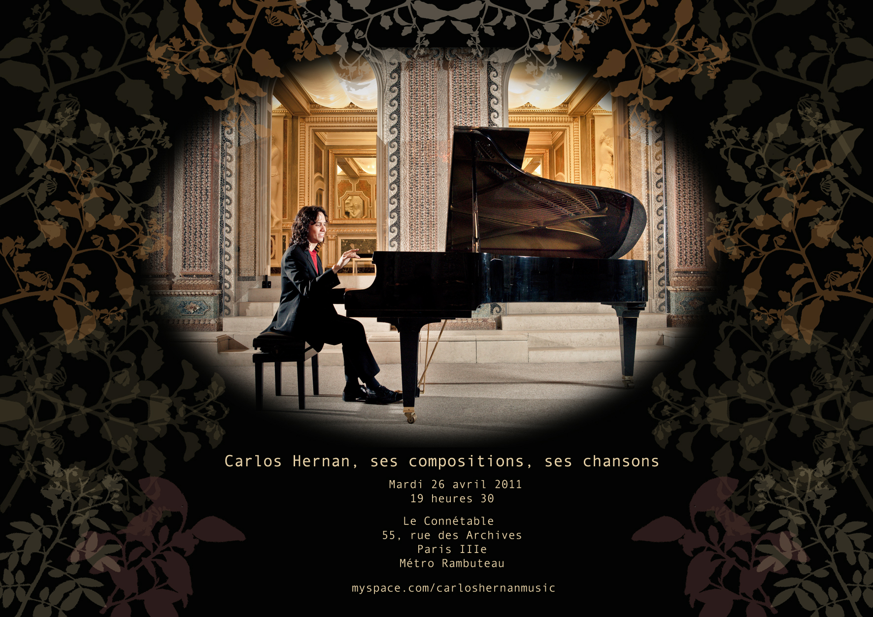 ...ses compositions, ses chansons