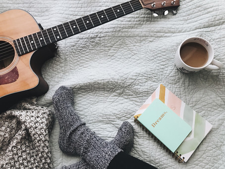 One Music Therapist's Self Care Day