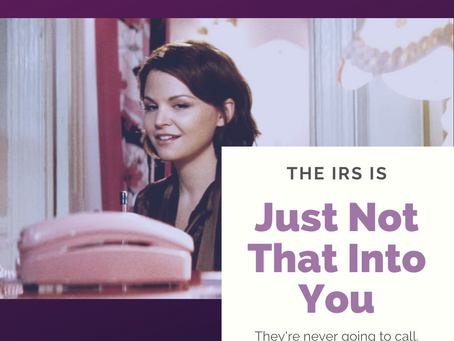 The IRS Won't Call You