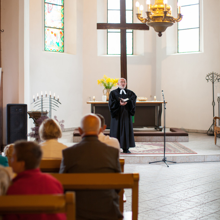 Chrzest Święty Damiana