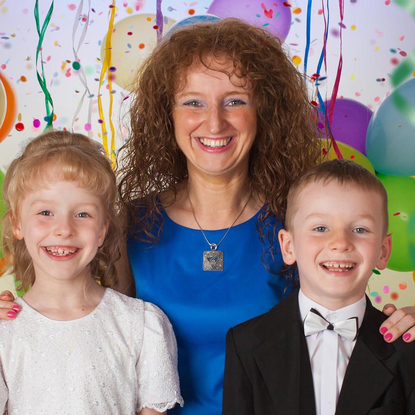 urodzinowa foto-sesja