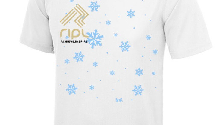 LIMITED EDITION Ripl Winter Inspire Tech Tee (mens)