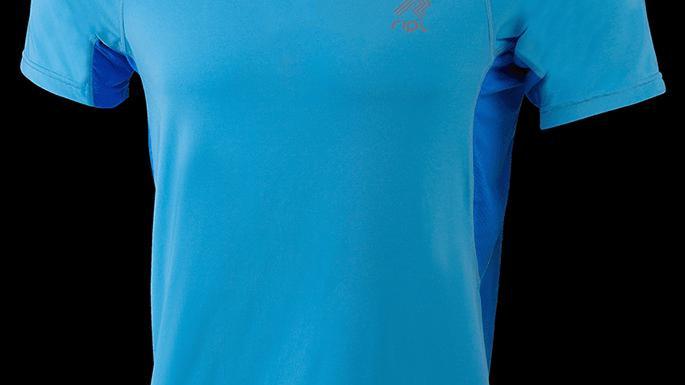Inspire Fitness T-Shirt-Sky Blue