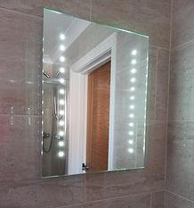 Mirror lighting