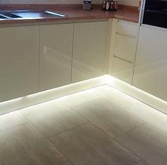 Under cupboard lighting