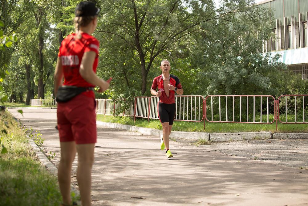 тренер по бегу