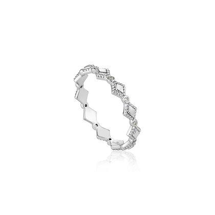 Silver Bohemia Ring
