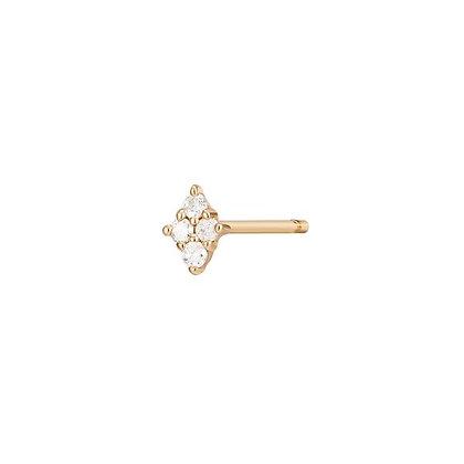 AMY | Single Diamond Stud