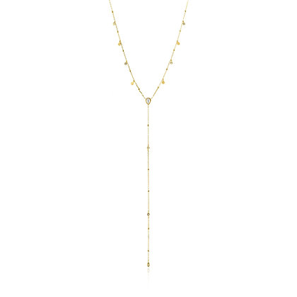 GOLD DREAM Y NECKLACE