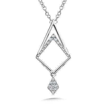 DIAMOND KITE PENDANT