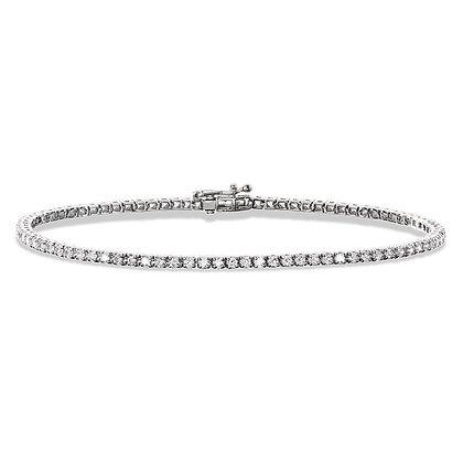 1 Carat Tennis Bracelet