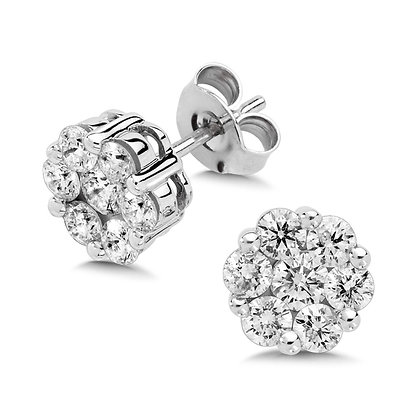 Skip to the beginning of the images gallery DIAMOND EARRINGS