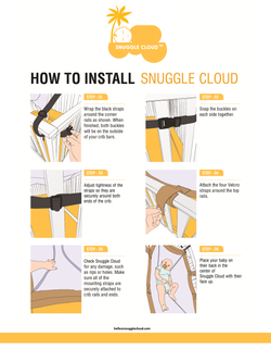 Baby crib Snuggle Cloud instruction-01.p