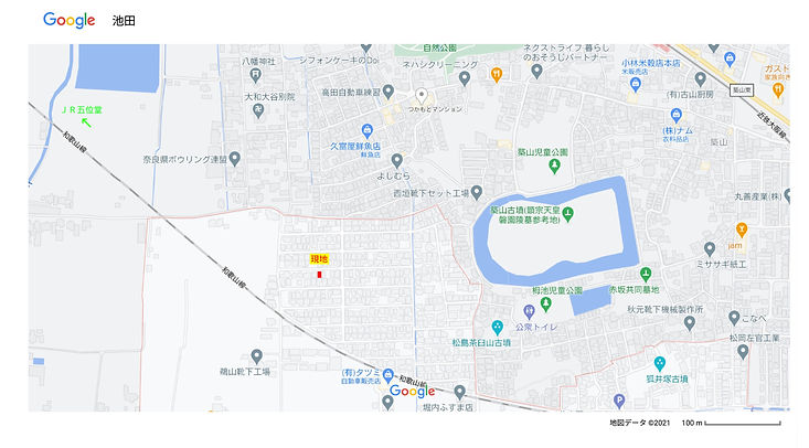 池田広域地図