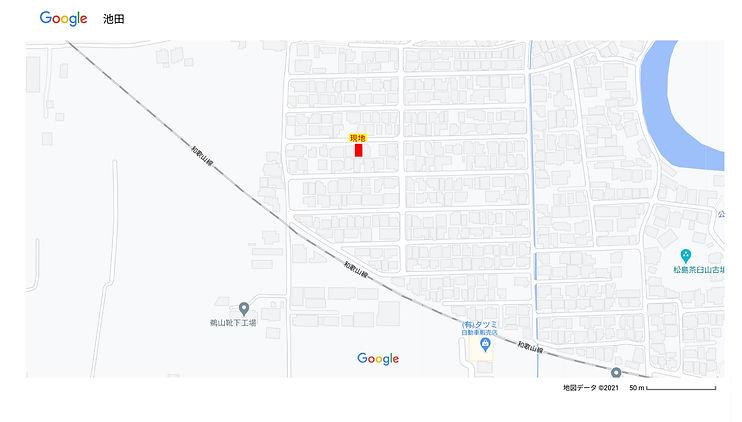 池田詳細地図