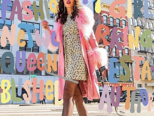 ROWDY HOTLINE: Caroline Vazzana— Fashion Fanatic, Best-Selling Author, Funky Shoe Extraordinaire.