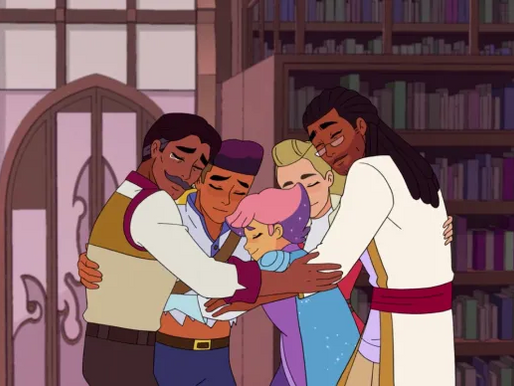She-Ra Is More Than Inclusive, It's Radiant