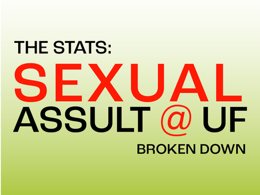 The Stats: Sexual Assault At UF