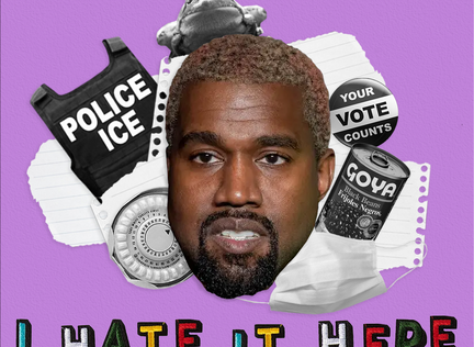 I Hate It Here — A Newsletter