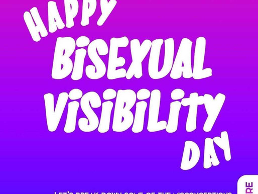 Hugs For Bisexual People Today — It's Time To Celebrate