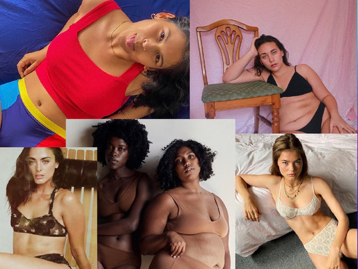Sustainable Lingerie Is The Hottest Lingerie