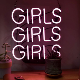 Rowdy After Dark: Navigating Girl on Girl Sex