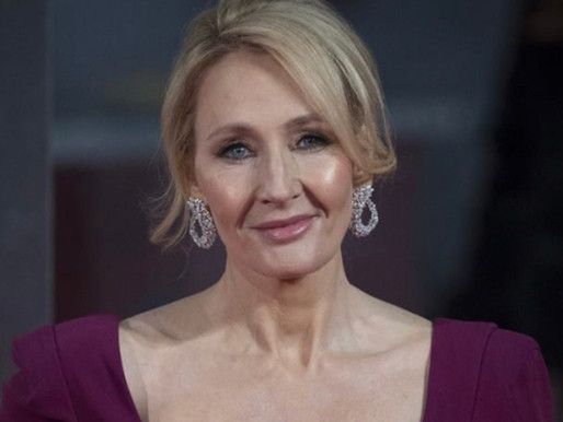 Someone Cast A Silencing Spell on JK Rowling