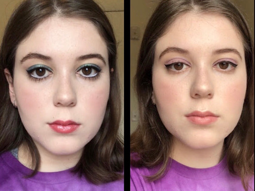 I Recreated The Halloween Makeup Looks From The Love Witch