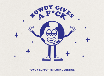 Give a F*ck About Racial Justice