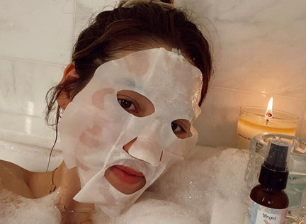 Stressed The Fuck Out? Turn The Bathroom Into A Spa Instead