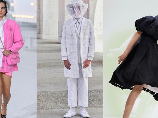 The Streams Of Fashion Innovation Are, In Fact, Not Dry