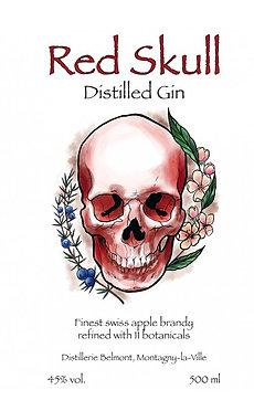 Gin - Red Skull